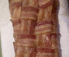 Breadless BLT Sandwich