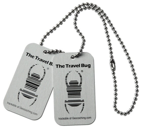 How to Log a Geocaching Travel Bug