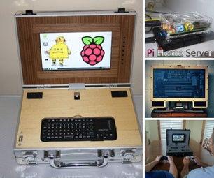 Raspberry Pi Project Ideas