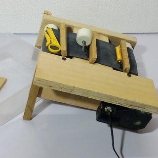 DIY Conveyor Belt