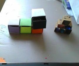Mini Shelf & Drawer