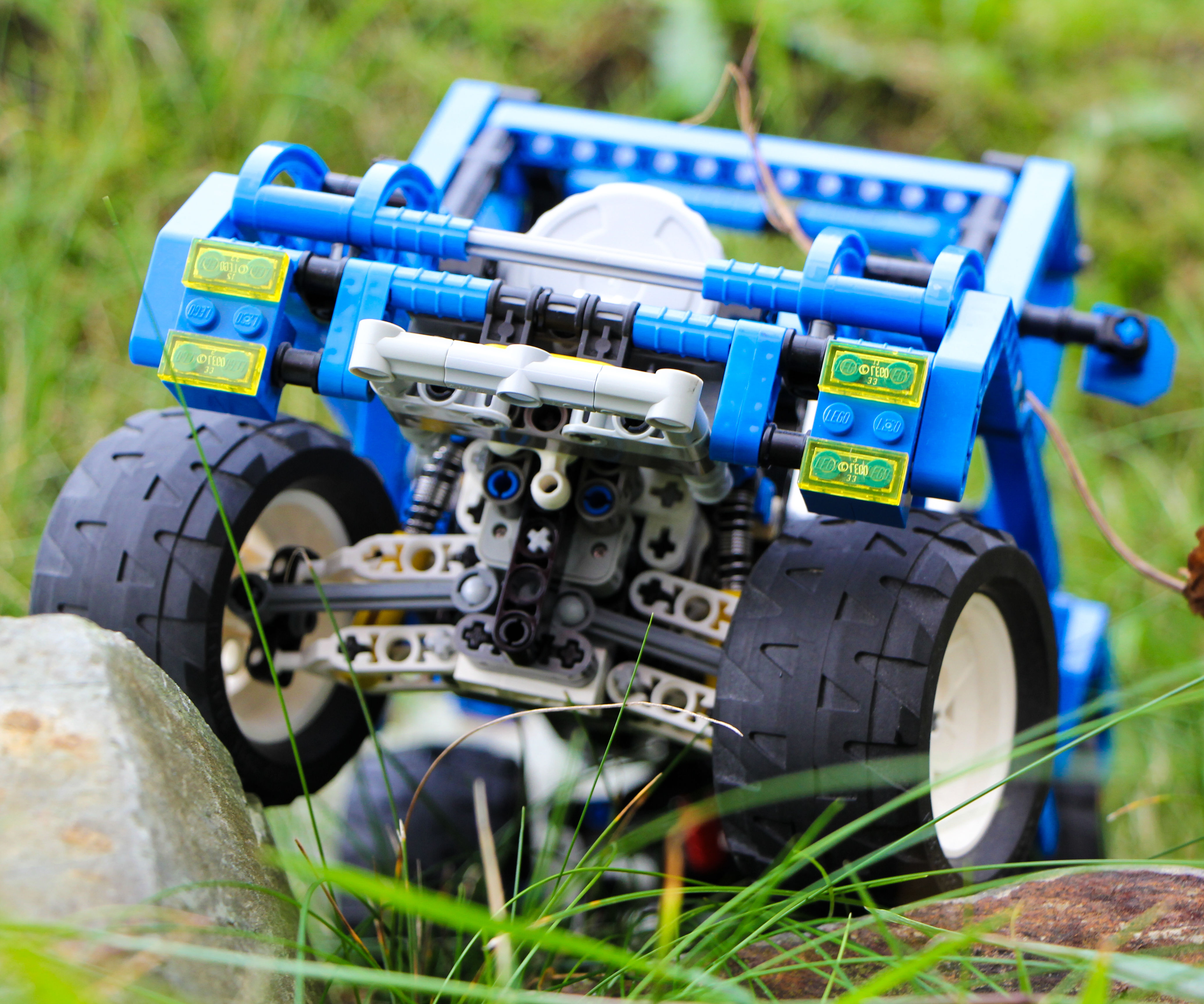 Lego Technic Remote Control Off Roader Version 2