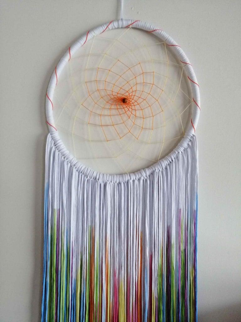 Hang T-shirt Yarn Strips
