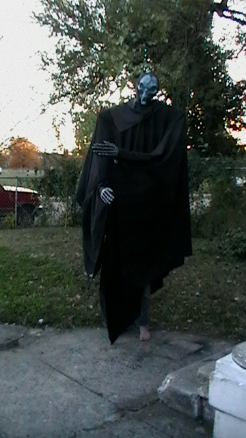 8 Ft. Tall Stalk-Around costume