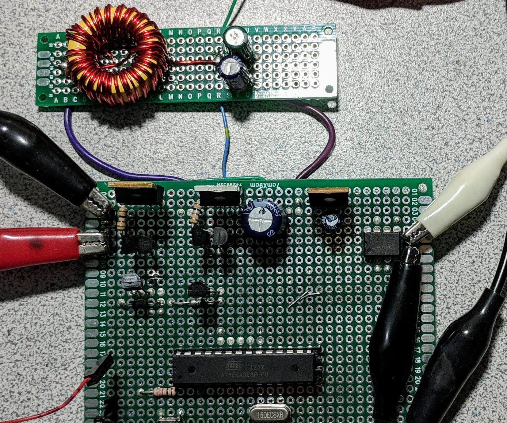 Arduino Powered Bi-directional DC-DC Converter