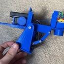 TINKERCAD Motorized Remote Control Nerf Gun
