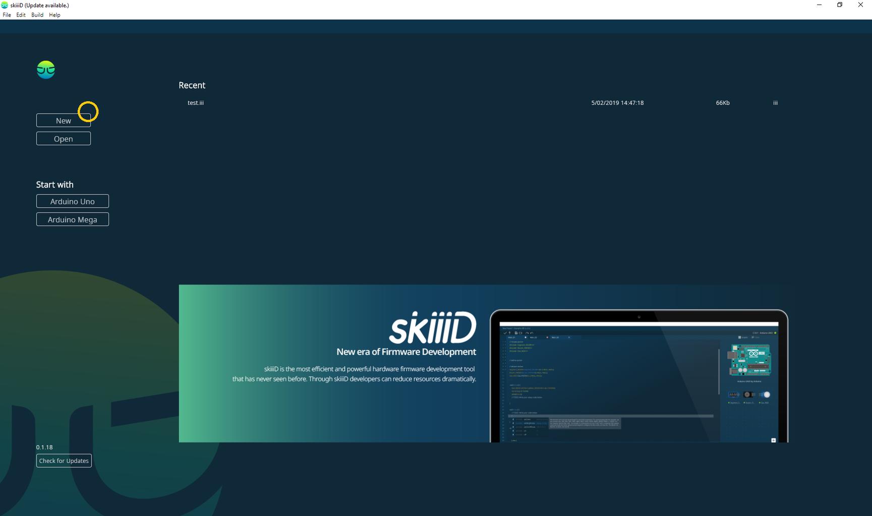 Launch SkiiiD