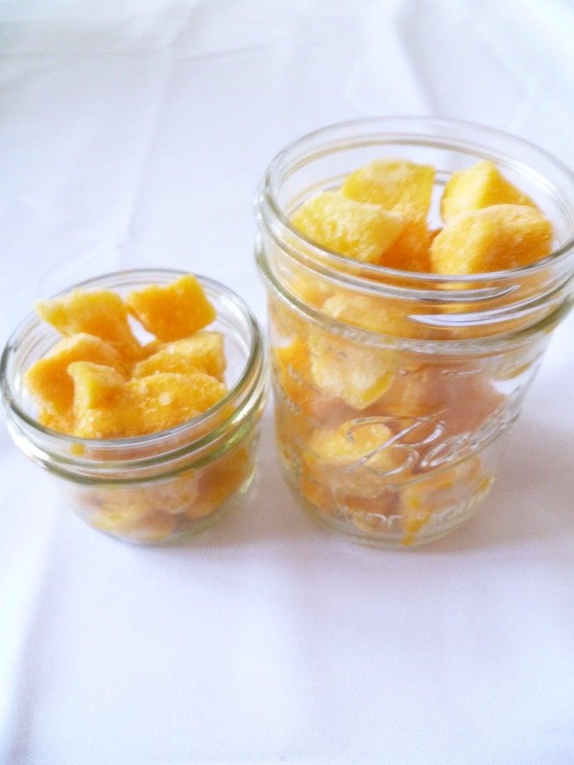Mix the Fruit