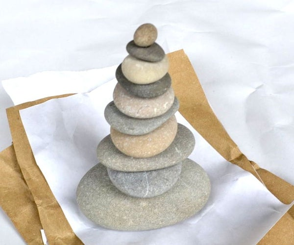 ● CAIRN PAPERWEIGHT ●