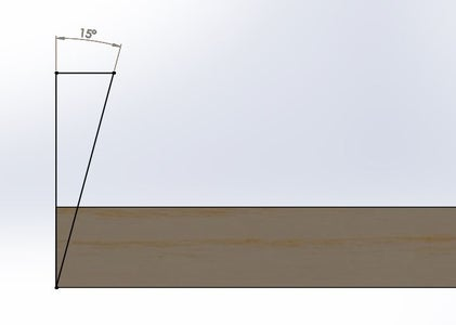 Cut Angle for Slope