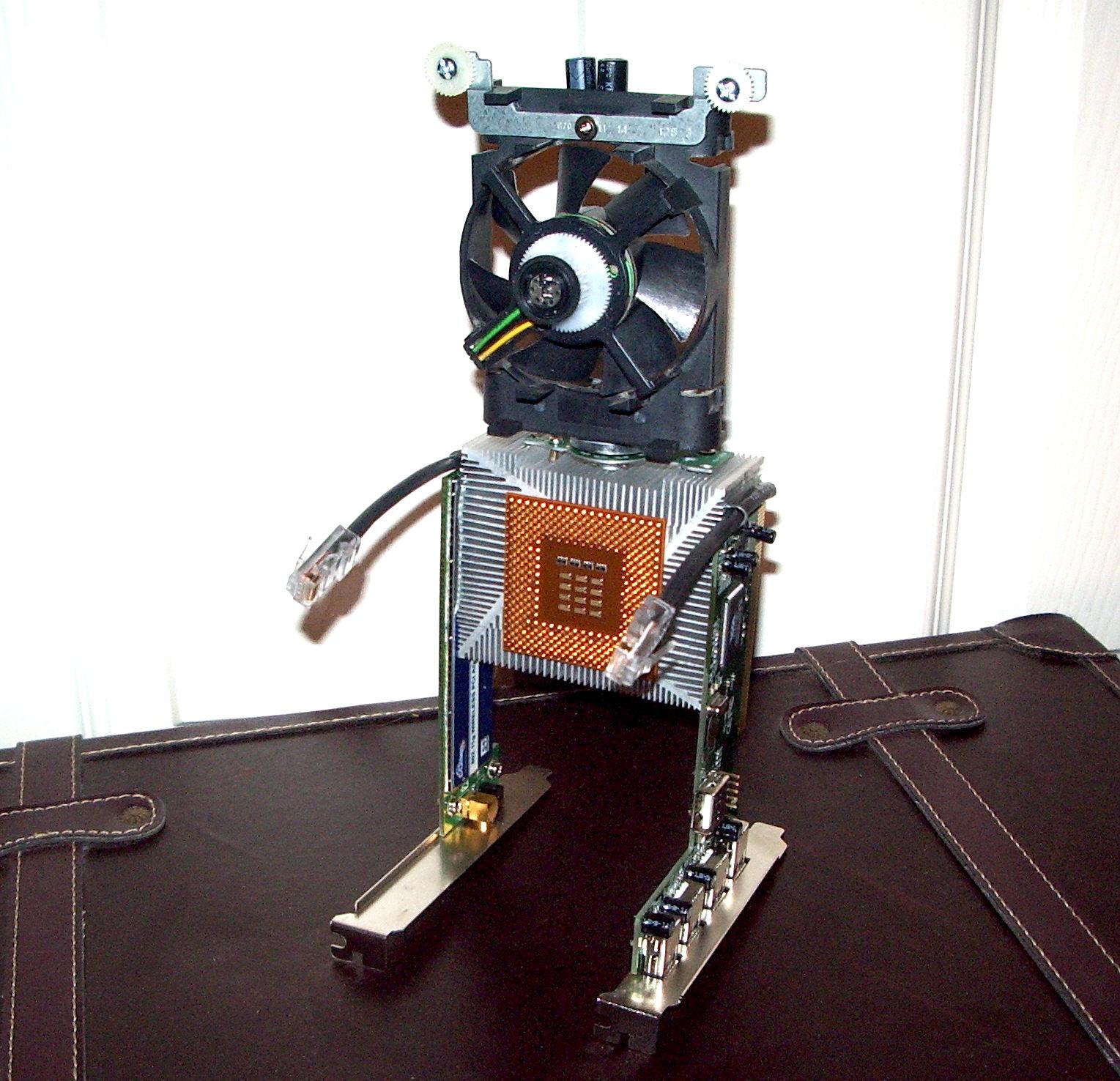 Repurposing an old computer
