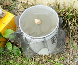 Mosquito Trap (mosquito Abortion Clinic or Source Trap)