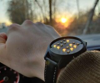 最终的二元手表