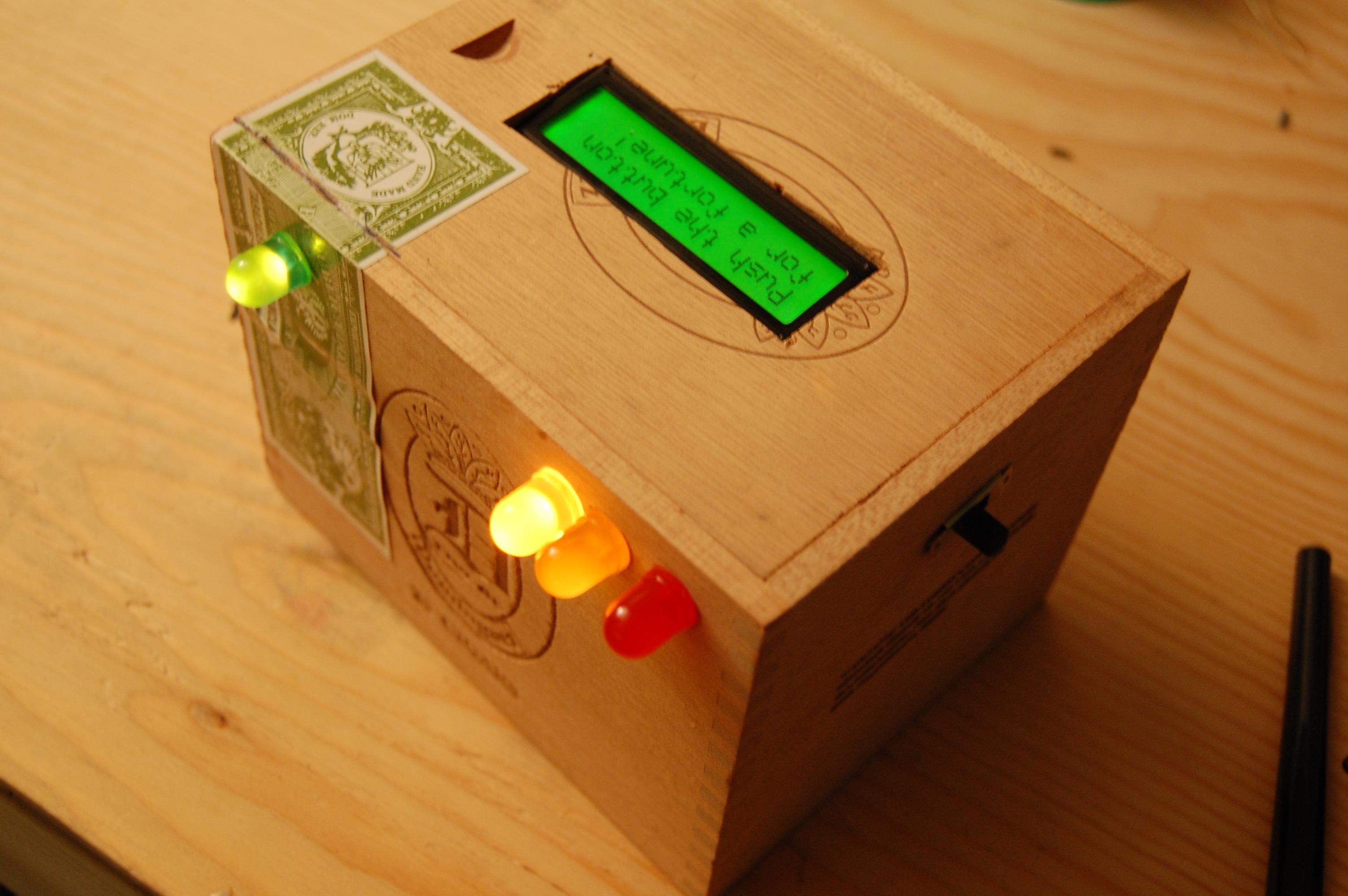 Arduino Fortune Teller