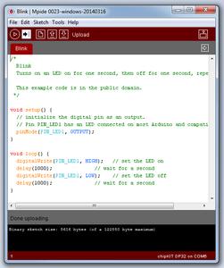 Programming the DP32