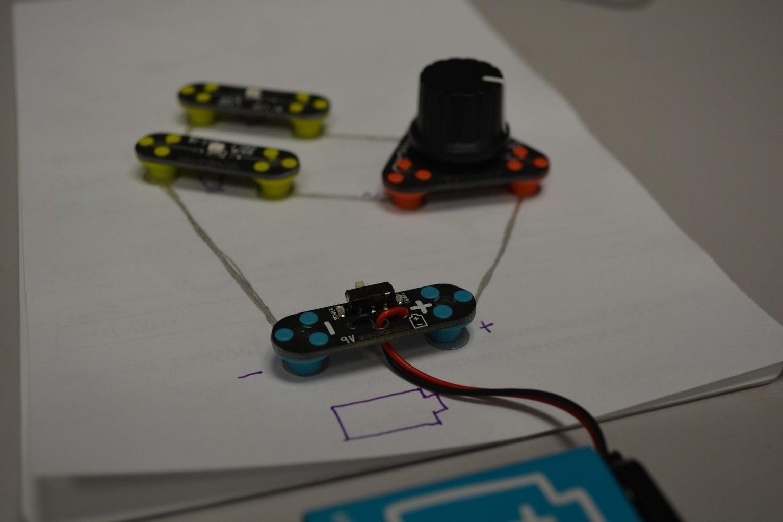 Step 3: Place Elements, Test Design