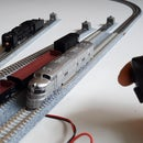 Wii Nunchuk Controlled Model Train