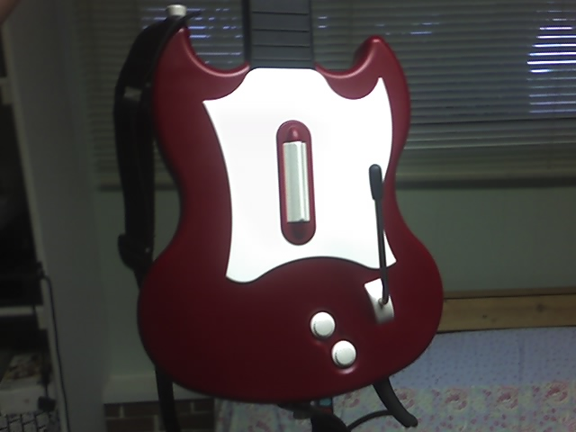 Guitar Hero Controller Mods