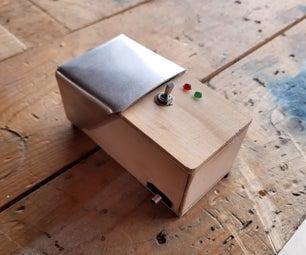 Pocket Useless Box (with Personality)