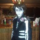 Kurloz Prom Tux -Homestuck/ Skeleton Sport's Coat