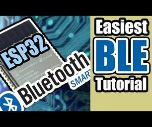 How to Use Bluetooth(BLE) With ESP32