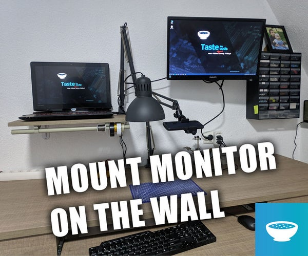Mount a TV/monitor on the Wall