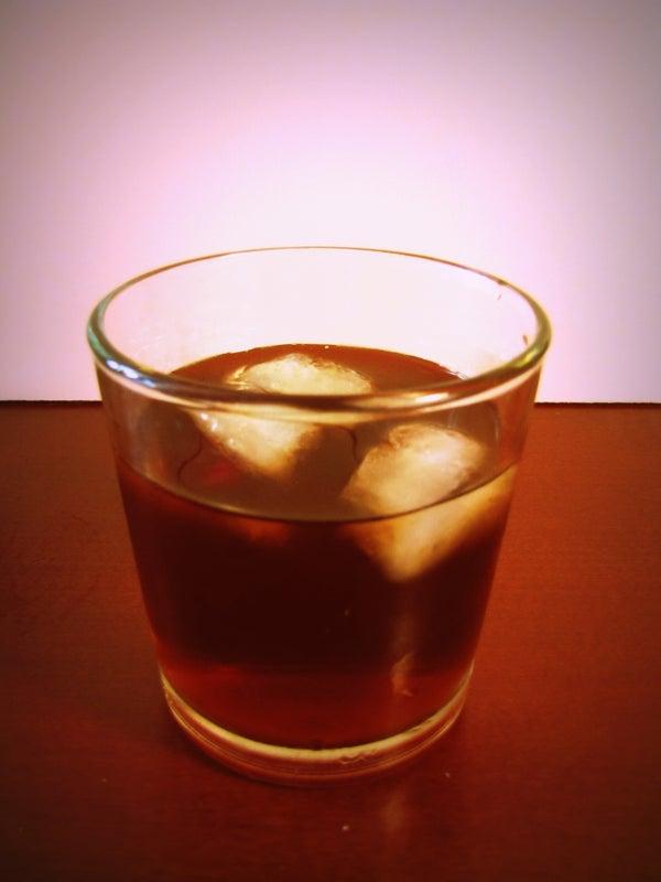 Short Island Sweet Tea