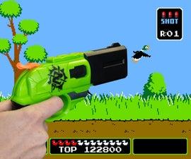 Nerf Light Gun Controller