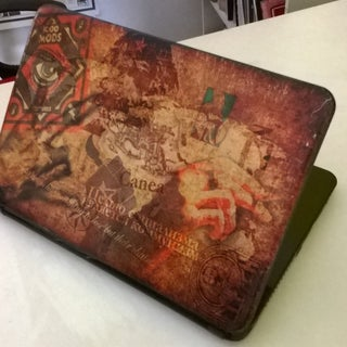 Make Your Own Notebook/laptop Skin