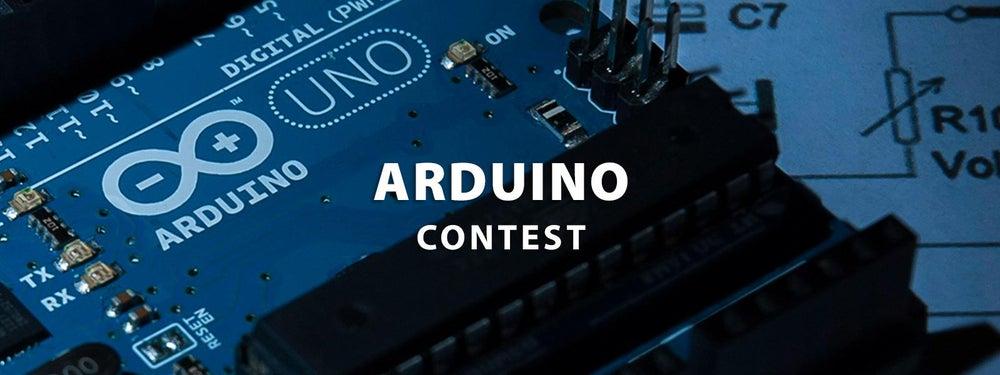 Arduino比赛