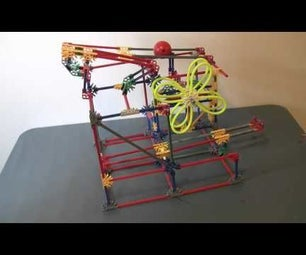 Knex Ball Element- Flower Waiter