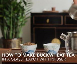 How To Make Buckwheat Tea (Soba Tea)?