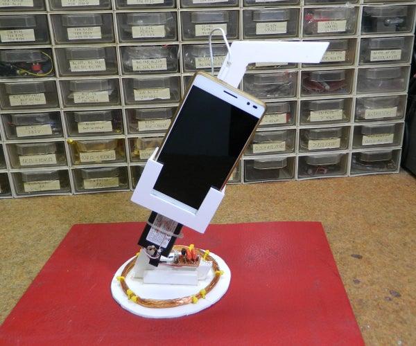 DIY Simple Metal Detector With Discrimination