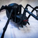 3D Spider(Fusion 360) to a Realistic Sculpted Spider!