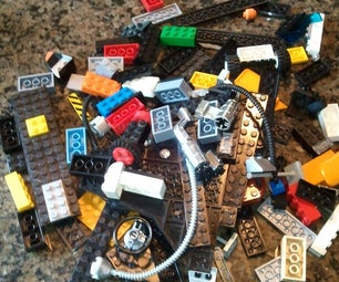 What to Do With Your Leftover Legos?