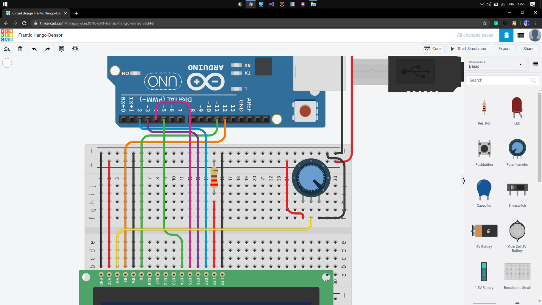 Getting All the Components Connected
