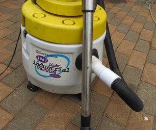 Lets Make a Anti Allergen Vacuum Cleaner (Genesis-like)