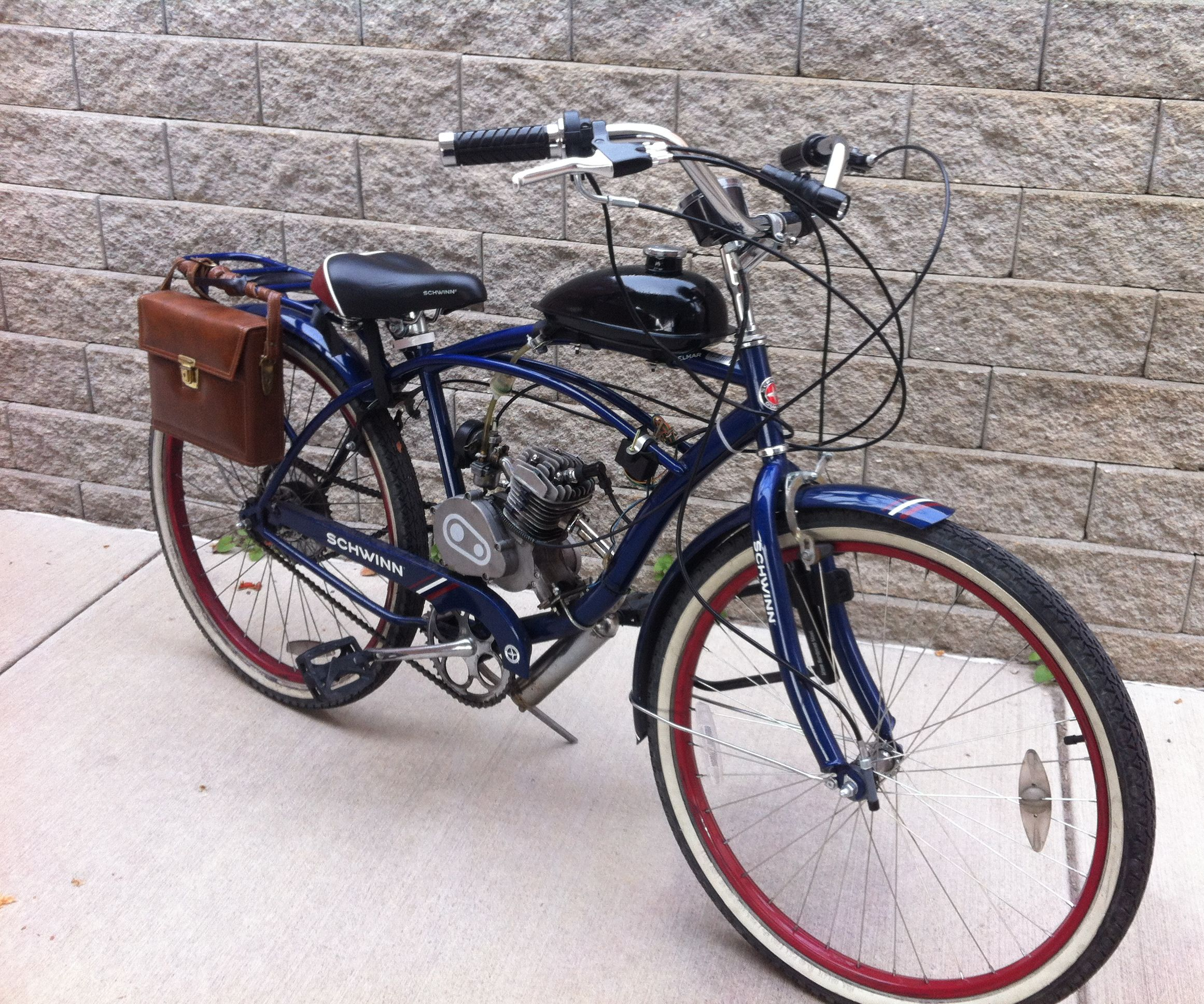 My Motorized Bicycle