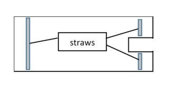 Attaching the Straw