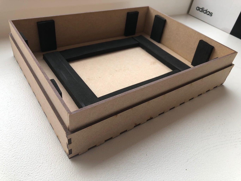Step 2: Glue Box