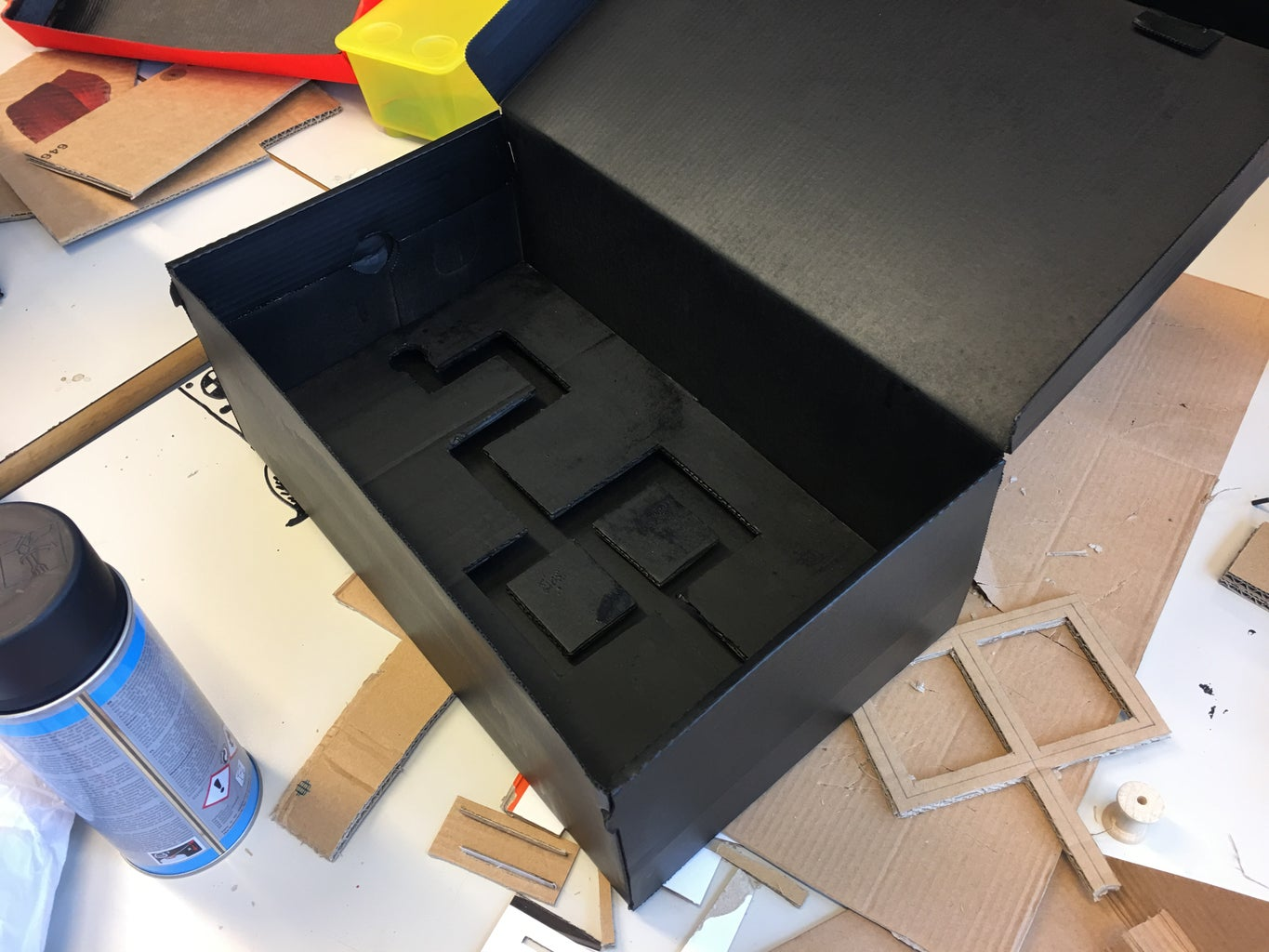 Step 1: Design and Build Your Maze!
