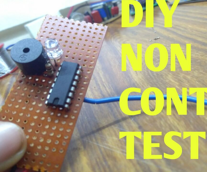 How to Make a Non Contact Tester