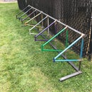 Bike Rack From Bikes