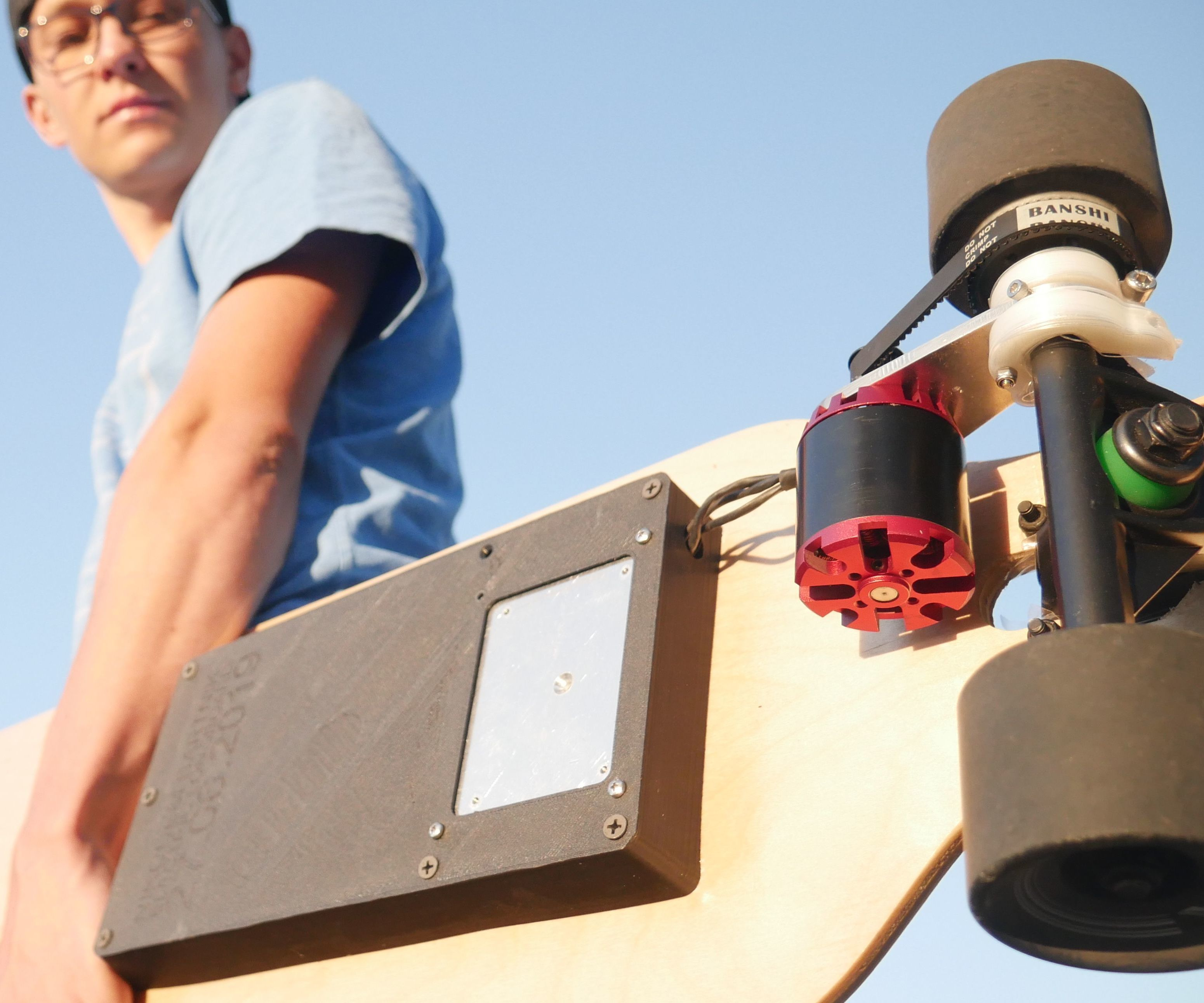 DIY $150 Electric Longboard