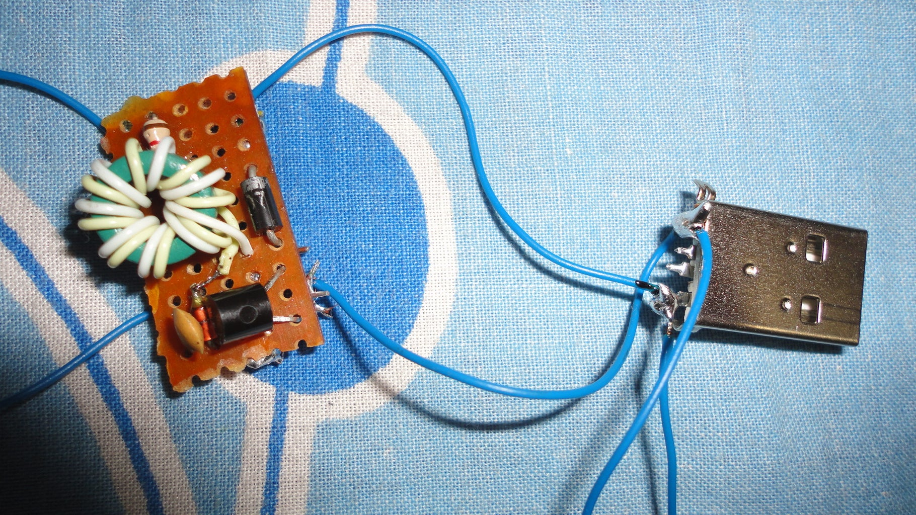 Completing Circuit