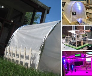 Automated GreenHouses