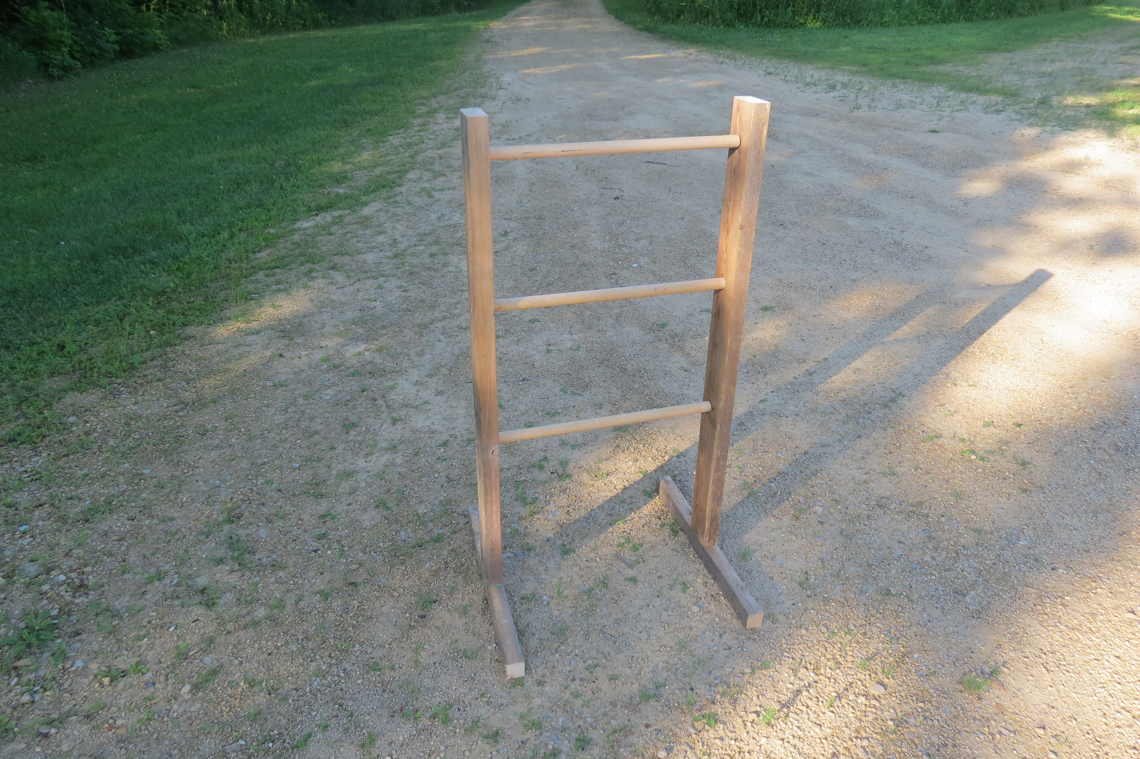 Ladder Ball From Reclaimed Wood 7 Steps With Pictures Instructables