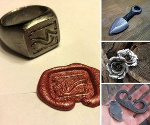 Awesome Beginners Metal Working Projects