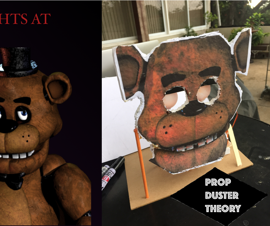 Animatronic Robot - Five Nights at Freddys