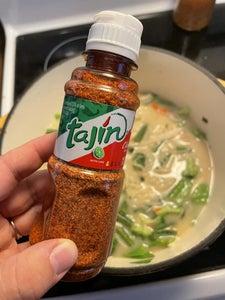 Add Lime and Tajin, Garnish